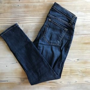 Flying Monkey ankle jeans